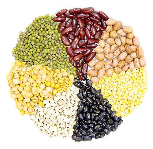 الحبوب الكاملة لتخفيف الوزن