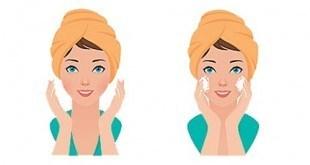 طريقة تنظيف الوجه في المنزل عملية و سريعة