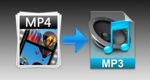 طريقة تحويل الفيديو الى صوت Mp3