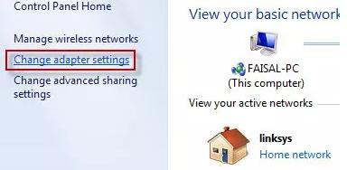 طريقة منع المتطفلين من الدخول على الشبكة