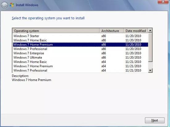 طريقة نقل ملفات نسخة ويندوز القديمة