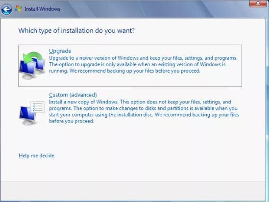 طريقة نقل ملفات نسخة ويندوز القديمة إلى الجديدة