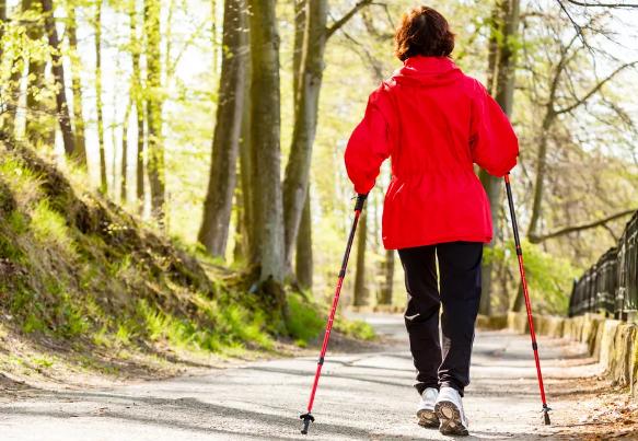 طريقة فقدان الوزن عن طريق المشي